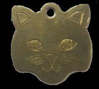 Katte hoved, Dine Oplysning bagpå